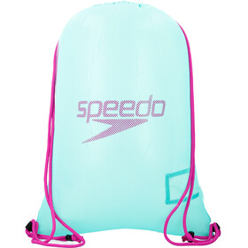 speedo Equipment Taske 35l pink/turkis